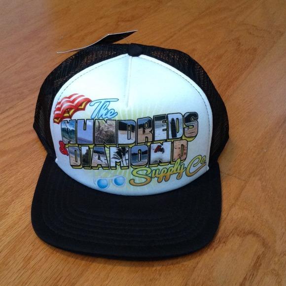 fb50c659a Diamond Supply Jackets & Coats | The Hundreds X Co Trucker Hat ...