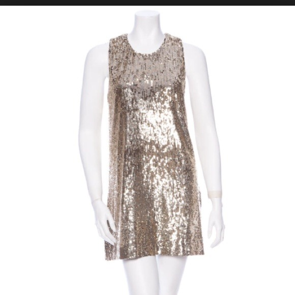 71% off Tory Burch Dresses &amp- Skirts - 🎉HP 1/6🎉Tory Burch Gold ...