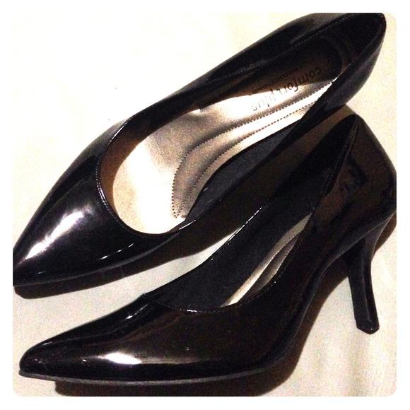 2d8f060386a Shoes - ⚠️Pumps Blk Bwn Slacks Blouse  BUNDLE for  Bubby⚠️