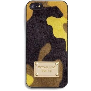 Michael Kors Camo IPhone 5/5s Case