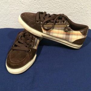 Etnies Shoes - ETNIES Women's Side Zip Skater Shoes Sz 7