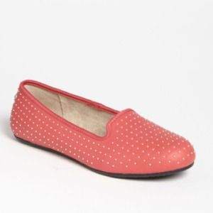 "Ugg ""Alloway"" Studded Pink Slippers"