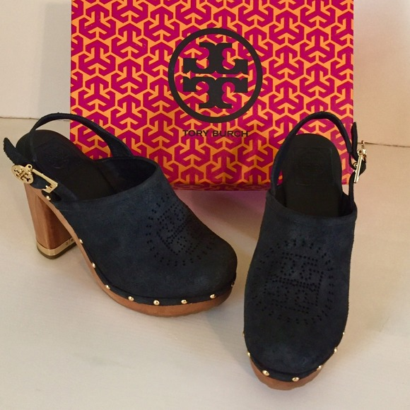 •NEW• Tory Burch Black