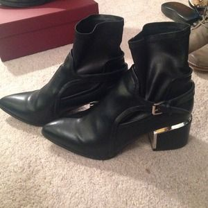Nasty Gal Boots - Nastygal toni boots sold out fast us 9 booties