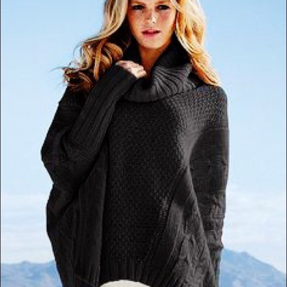 81% off Moda International Sweaters - Victoria Secret Cowlneck ...