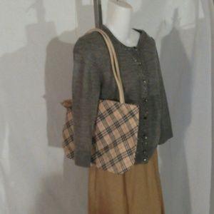 Handbags - Tan purse tote