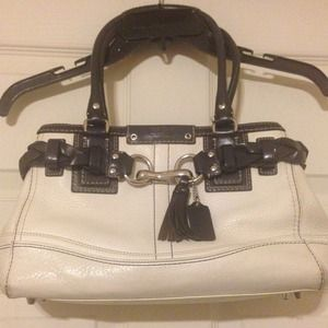 SALE Leather COACH bag!!