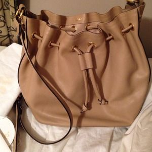 66% off Chloe Handbags - Chloe large Joan bucket bag from Alison\u0026#39;s ...