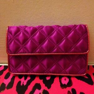 Marc by Marc Jacobs Quilted Evening Clutch