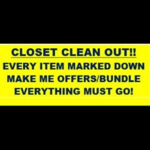 Michael Kors Tops - CLOSET CLEAN OUT MARKED DOWN PRICES ON EVERYTHING!