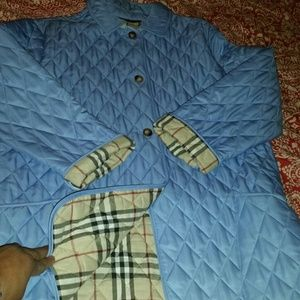 50% Off Burberry  Jacket