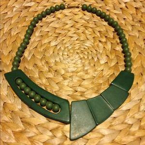 Vintage Jewelry - Vintage beaded necklace