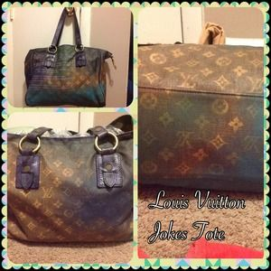 Louis Vuitton Bags - 🚫SOLD 💯Auth. Louis Vuitton Jokes Bag