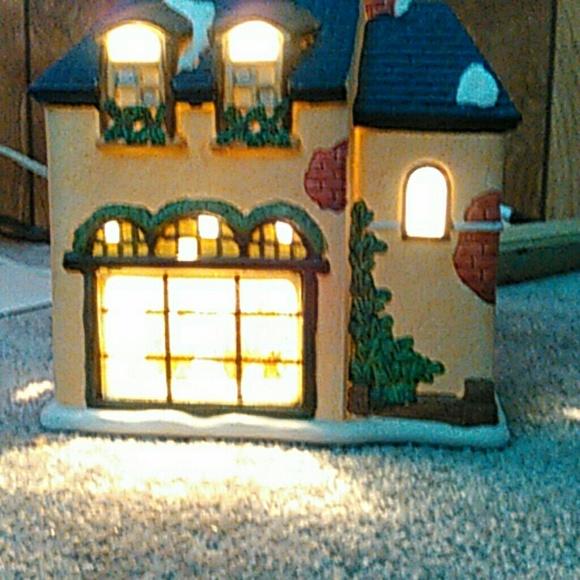 lights village house - photo #24