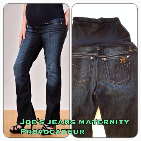 Joe's Jeans - ❌Sold❌Joe's Jeans maternity Provocateur bootcut ...