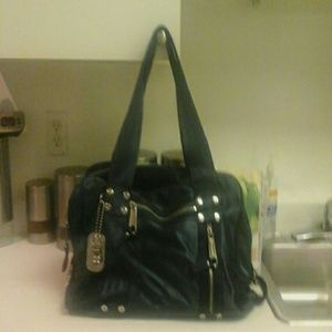 Authentic juicy couture large whistle tote