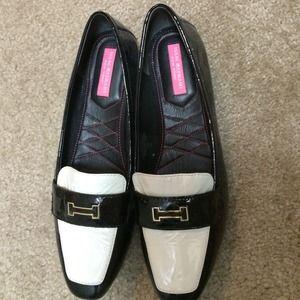 Isaac Mizrahi leather shoes