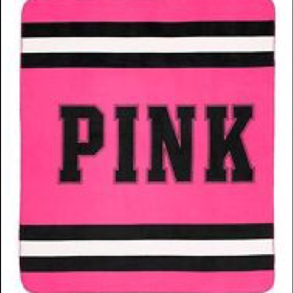 PINK Victoria's Secret - VS Pink blanket! from Breann's closet on ...
