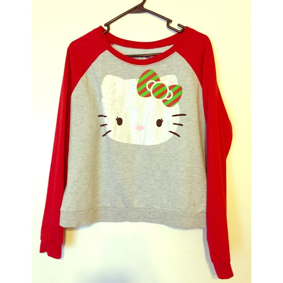 44% off Hello Kitty Sweaters - Hello Kitty Christmas Sweater from ...