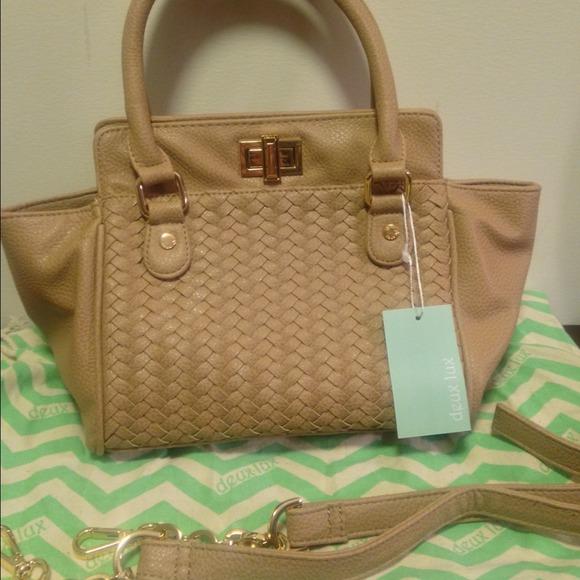 79 Off Deux Lux Handbags Deux Lux Handbag From Tara S