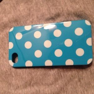 An iPhone 4/4s case