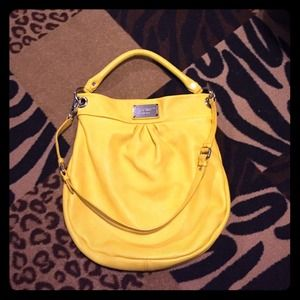 Marc by Marc Jacobs Hillier Hobo -  YELLOW 