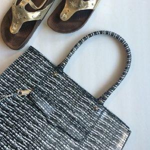 Rebecca Minkoff Handbags - Rebecca Minkoff Snake Printed Medium MAB Tote