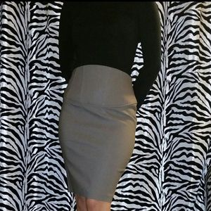 Women's Pencil skirt, picture #2 is true color.