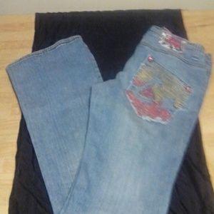 Size 9/10 crest jeans