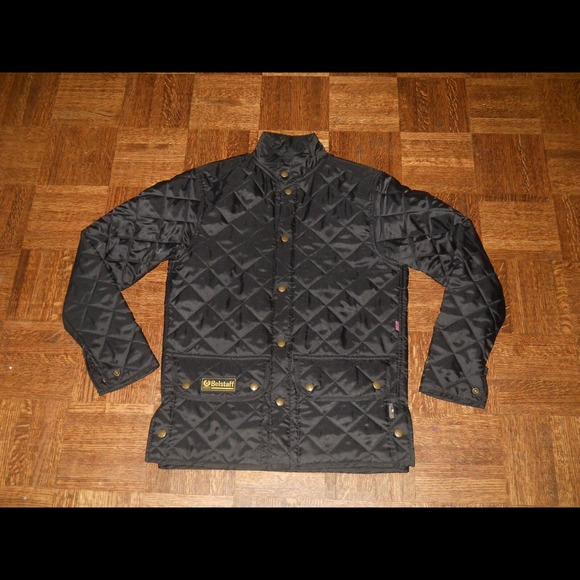 50 Off Belstaff Outerwear Belstaff Quilted Technical