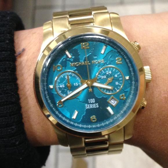 184bcbf40aa8 Michael kors world hunger watch (gold). M 548e0384f71a86055002af00