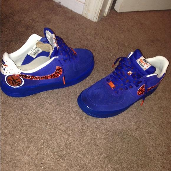 Newyork Nike Poshmark Shoes Forces Knicks Air Custom xRwfRPHO