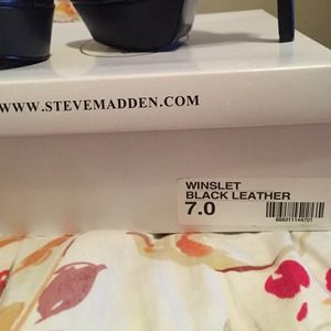 32f502abaf7 Steve Madden Shoes - Steve Madden Winslet Strappy Platform 4 in. Heels