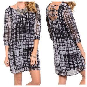 Dresses & Skirts - ❗️Sale❗️Classy Grey Hampton Dress