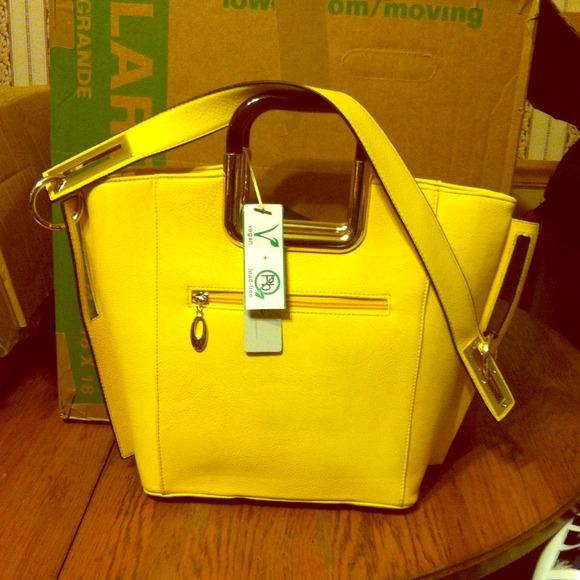 Alyssa Bags New Vegan Handbag Poshmark