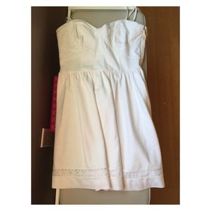 Juicy Couture Dresses & Skirts - White Juicy Couture Dress