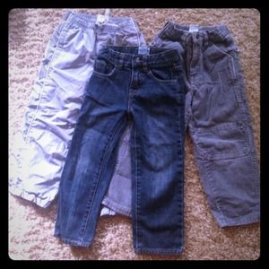 Other - Boys size 4T pants