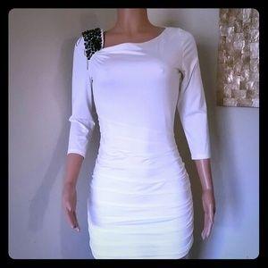 Dresses & Skirts - White Hot Stunner