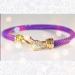 Landau Jewelry - 🚨Price Firm Landau purple gemstone bracelet