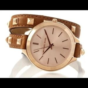 Michael Kors Watch Bracelet