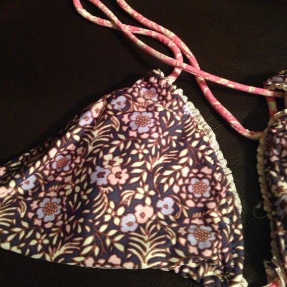 American Eagle String Bikini Bilder