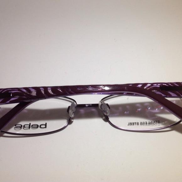 Bebe Eyeglass Frames 2014 : 56% off bebe Accessories - Bebe Eyeglass Frames! from ...