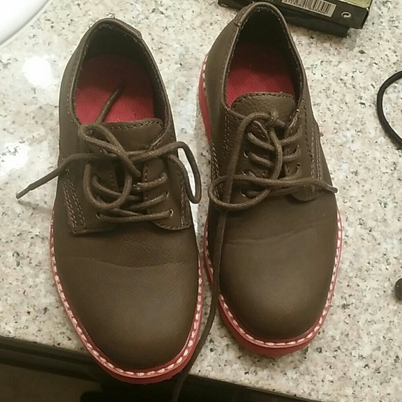 83% off Nordstrom Other - boys dress shoes, Size 9c Nordstroms ...