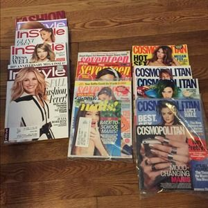 Used, MagazinesNWT for sale