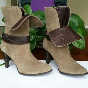 Matisse  Shoes - ** WAS $125 ** Matisse Nelly Suede Ankle Boots