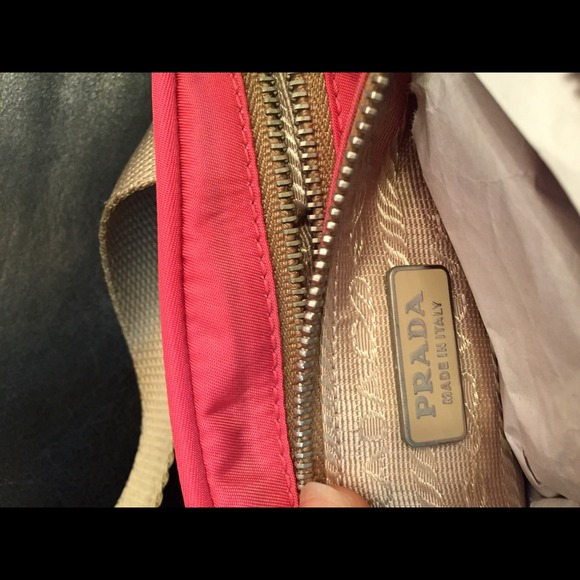 3a015317d318 Prada Pink Mini Nylon Bags | Stanford Center for Opportunity Policy ...