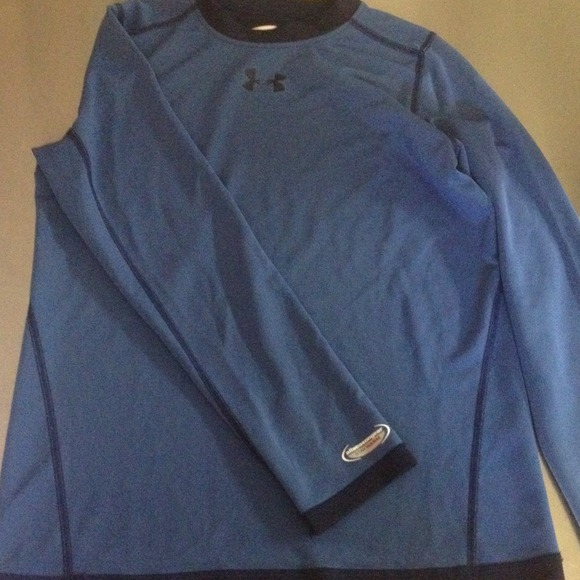 50 Off Under Armour Tops Bluereversible Under Armour