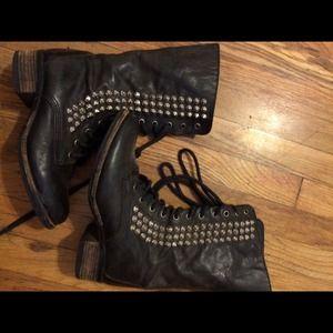 Steve Madden Trabador boots