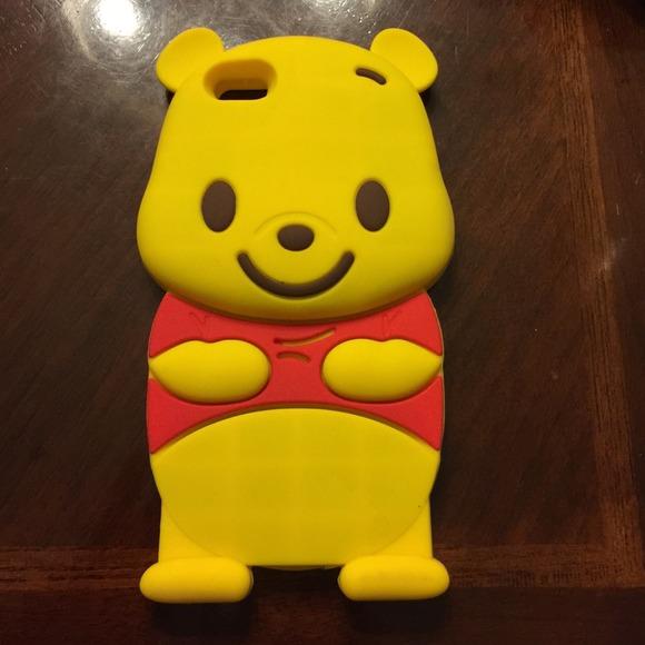 9e66ca397301 Accessories - 3D Winnie the Pooh iPhone 6 plus case