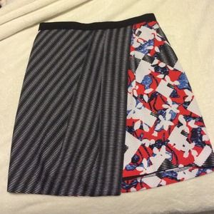 Peter Pilotto for target skirt with pockets